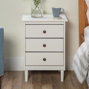 White - Nightstands - Bedroom Furniture - The Home Depot