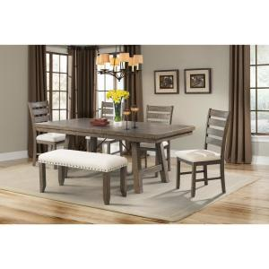 Astonishing Bench Seating Dining Room Sets Kitchen Dining Room Pabps2019 Chair Design Images Pabps2019Com