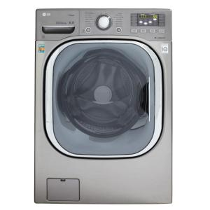 LG Electronics 4.3 cu. ft. High-Efficiency Front Load Washer with TurboWash in Grapite Steel, ENERGY STAR