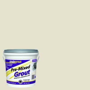 Custom Building Products #122 Linen 1 Gal. Premixed Grout