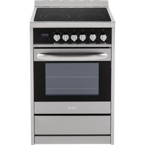 Haier 24 inch 2.0 cu. ft. Single Oven Electric Range in Stainless by