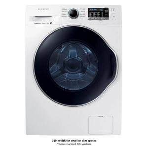 Samsung 24 inch 2.2 DOE cu. ft. High Efficiency Front Load Washer with Steam in... by Samsung