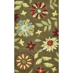 Loloi Rugs Summerton Life Style Collection Brown Multi 2