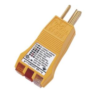 Ideal E-Z Check Circuit Tester by Ideal