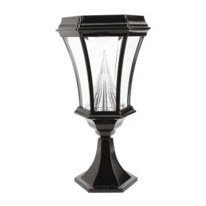 solar lamp with 6 led bulbs discontinued gs 94p b the home depot. Black Bedroom Furniture Sets. Home Design Ideas