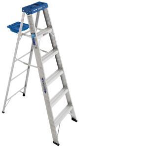 Ladder Height (ft.): 6 ft.