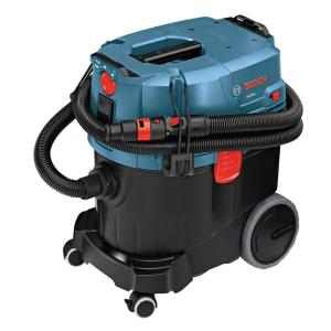 Bosch 9 Gallon Corded Dust Extractor Vacuum with Semi Filter Clean by