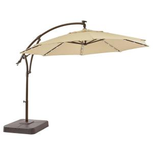 Umbrella Canopy Diameter (ft.): 11 ft.