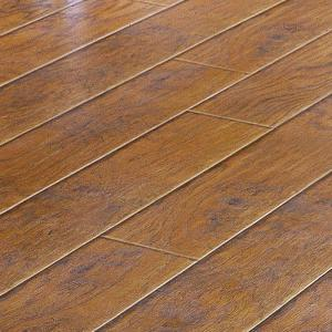 Sand Hickory 10mm Thick x 11-33/64 in. Wide x 46-33/64 in. Length Laminate Flooring (18.60 sq. ft. / case)-DISCONTINUED