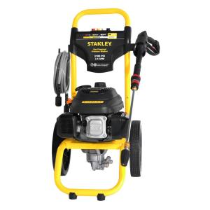 Stanley 3100 psi at 2.4 GPM Gas Pressure Washer Powered by