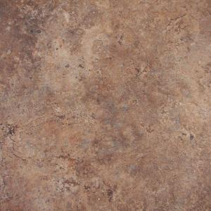 12 in. x 12 in. Shasta Resilient Vinyl Tiles (30 sq. ft. / case)