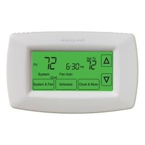 Nov 14,  · This programmable thermostat also automatically determines whether or not your home needs heating or cooling based on the surrounding temperatures. Honeywell is a brand you can trust. This 7-Day programmable thermostat features a .