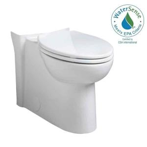 American Standard Cadet 3 FloWise Right-Height Elongated Toilet Bowl Only in White by