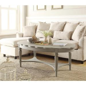 ACME Furniture Fordon Coffee Table in Antique Slate by
