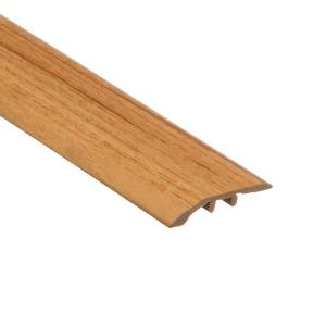 Yukon Oak 1/8 in. Thick x 1-3/4 in. Wide x 72 in. Length Vinyl Multi-Purpose Reducer Molding