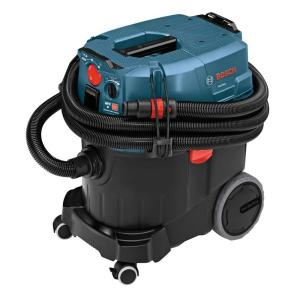 Bosch 9 Gallon Corded Wet/Dry Dust Extractor Vacuum with Automatic Filter Clean by