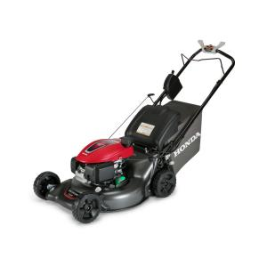 Gas in Lawn Mowers