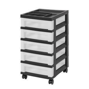 Number of Drawers: 5 Drawers