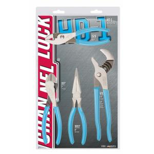 Channellock Ultimate Plier Set (4-Piece) by