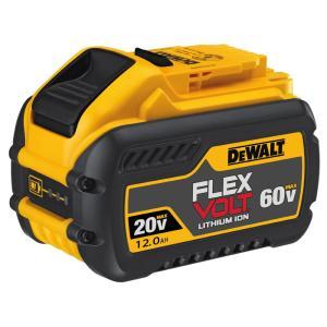 Battery Platform: Dewalt 60v MAX Flexvolt