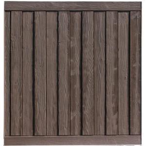 Nominal panel width (ft.): 6