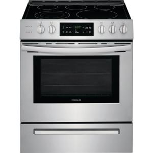 Capacity of Oven (cu. ft.): 5