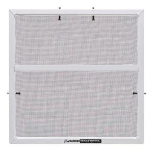 JELD-WEN 32 in. x 38 in. Double-Hung Insect Screen