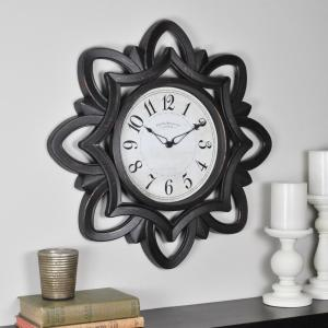 FirsTime Rosette Wall Clock by FirsTime