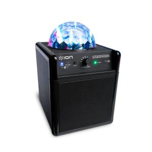 Ion Audio Party Power Wireless Speaker with Party Lights by