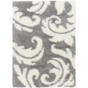 Artistic Weavers Harrington Jessica Gray 5 ft. 3 inch x 7 ft. 3 inch Indoor Area Rug by