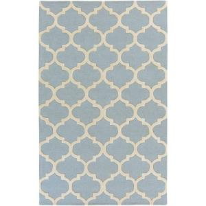 Artistic Weavers Pollack Stella Sky Blue 7 ft. 6 inch x 9 ft. 6 inch Indoor Area Rug by