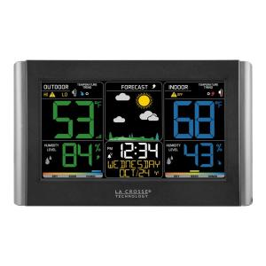 Atomic Clock in Home Weather Stations