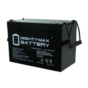 MIGHTY MAX BATTERY