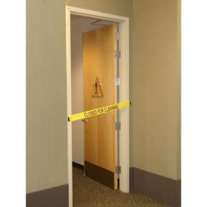 Magnetic Door Barrier