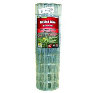 YARDGARD 3 ft. x 50 ft. 14-Gauge Welded Wire