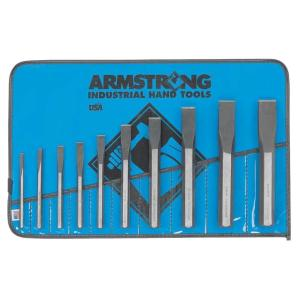 Armstrong Cold Chisel Set (10-Piece) by