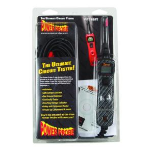 Power Probe Circuit Tester - Carbon Fiber Print by Power Probe