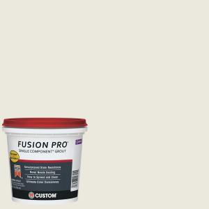 Custom Building Products Fusion Pro #381 Bright White 1 Qt. Single Component... by Custom Building Products