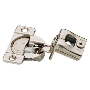 Liberty 35 mm 105-Degree 1-1/4 inch Overlay Soft Close Hinge (1-Pair) by Liberty