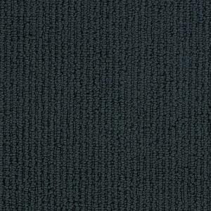 Martha Stewart Living Burton Downs - Color Wrought Iron 6 in. x 9 in. Take Home Carpet Sample