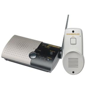 Chamberlain 1-Channel Wireless Doorbell and Intercom System