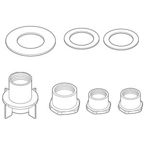 Delta Thick Deck Mounting Kit for Kitchen Faucets