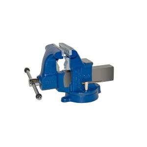 Yost 6-1/2 inch Medium Duty Tradesman Combination Pipe and Bench Vise - Swivel Base by