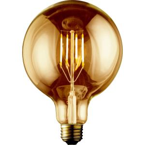 Archipelago 60W Equivalent Warm White G40 Amber Lens Vintage Globe Dimmable LED... by Archipelago