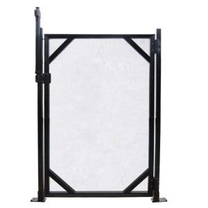 GLI Pool Products 4 ft. x 30 in. Safety Fence Gate for In Ground Pools