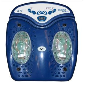 SPT 8-Speed Infrared Blood Circulation Massager by SPT