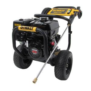 DEWALT 3800 psi 3.5 GPM Honda GX270 Engine Pro Triplex Pump Gas Pressure Washer