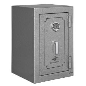 Winchester Safes Home and Office 7 Granite Gloss Safe with Electronic Lock and Power Port