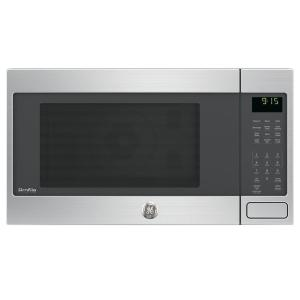 GE Profile 1.5 cu. ft. Countertop Convection/Microwave Oven in Stainless Steel by GE Profile