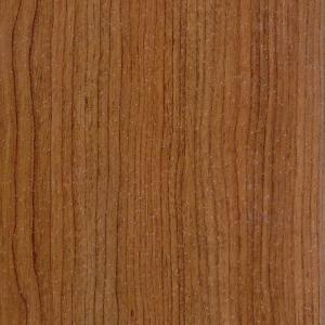 TopTile Forest Hickory Woodgrain Ceiling and Wall Plank - 5 in. x 7.75 in. Take Home Sample